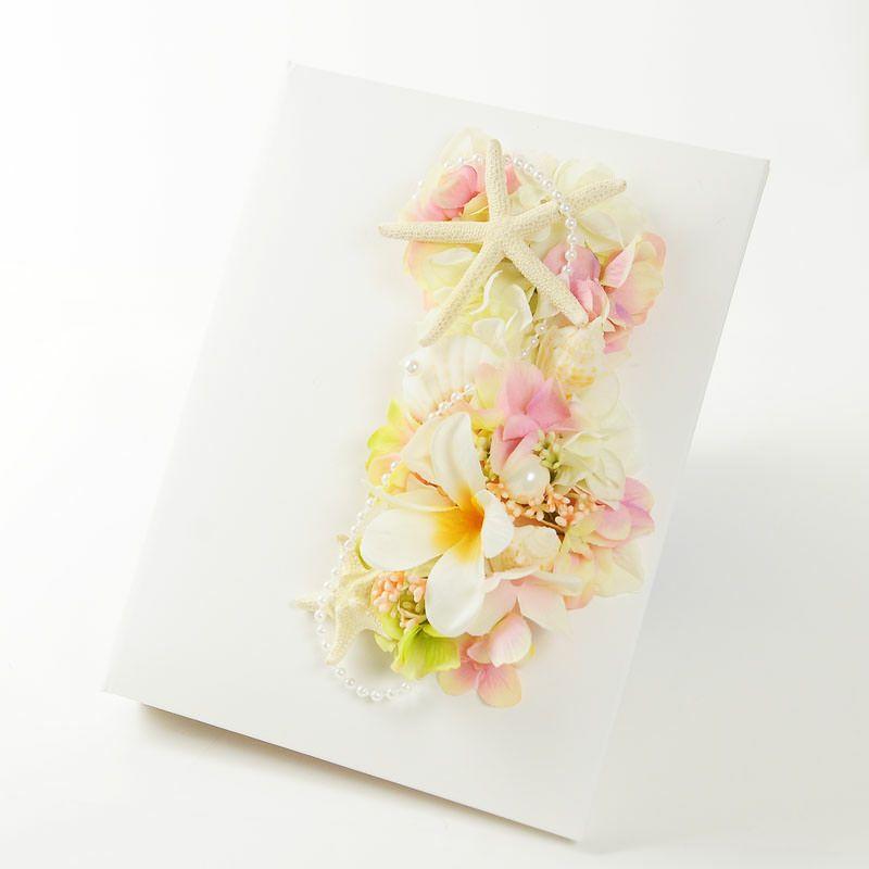 リゾート婚にぴったりの花嫁の手紙