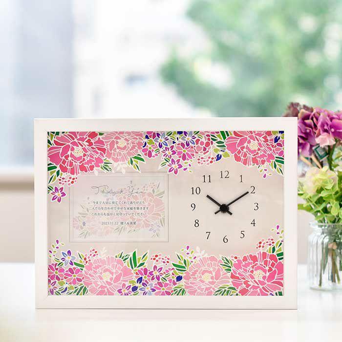 贈って喜ばれる時計のギフトに感謝のメッセージを添えて「ありがとう」の想い伝わる記念品