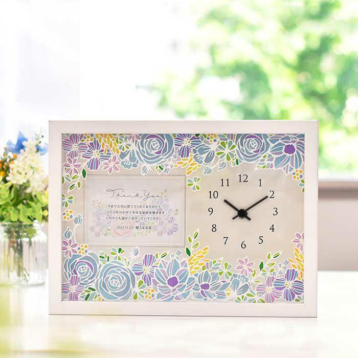 贈って喜ばれる時計のギフトに感謝のメッセージを添えて「ありがとう」の想い伝わる記念品に